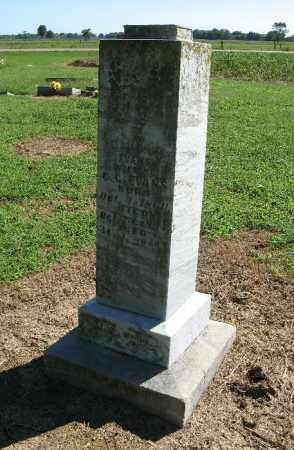 EVANS, MARY P - Monroe County, Arkansas | MARY P EVANS - Arkansas Gravestone Photos