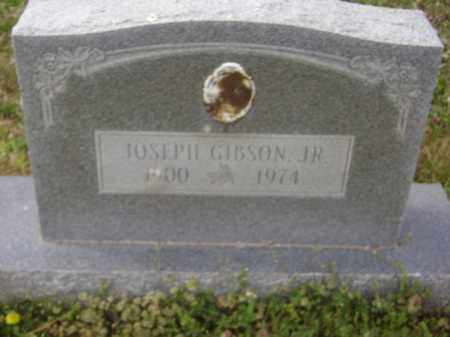 GIBSON, JOSEPH JR. - Monroe County, Arkansas   JOSEPH JR. GIBSON - Arkansas Gravestone Photos