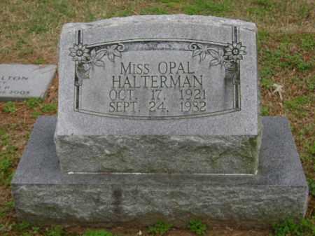 HALTERMAN, OPAL - Monroe County, Arkansas   OPAL HALTERMAN - Arkansas Gravestone Photos