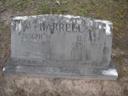 HARRELL, ELLA L. - Monroe County, Arkansas | ELLA L. HARRELL - Arkansas Gravestone Photos