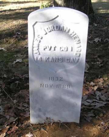 HENARD (VETERAN UNION), JAMES JORDAN - Monroe County, Arkansas | JAMES JORDAN HENARD (VETERAN UNION) - Arkansas Gravestone Photos