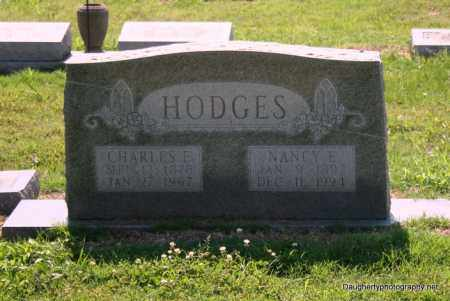 HODGES, NANCY - Monroe County, Arkansas | NANCY HODGES - Arkansas Gravestone Photos
