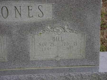 JONES, BILL - Monroe County, Arkansas | BILL JONES - Arkansas Gravestone Photos
