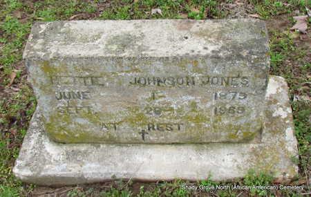 JONES, HETTIE - Monroe County, Arkansas | HETTIE JONES - Arkansas Gravestone Photos