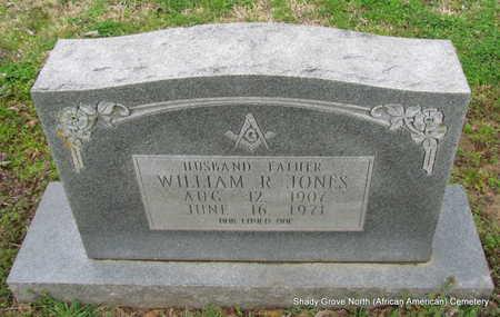JONES, WILLIAM R. - Monroe County, Arkansas | WILLIAM R. JONES - Arkansas Gravestone Photos