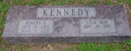 KENNEDY, LELA MAE - Monroe County, Arkansas   LELA MAE KENNEDY - Arkansas Gravestone Photos