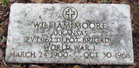 MOORE (VETERAN WWI), WILLIAM - Monroe County, Arkansas | WILLIAM MOORE (VETERAN WWI) - Arkansas Gravestone Photos