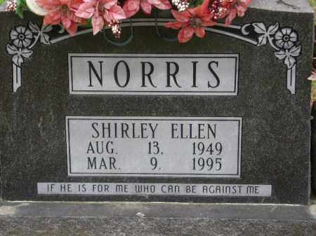 NORRIS, SHIRLEY ELLEN - Monroe County, Arkansas | SHIRLEY ELLEN NORRIS - Arkansas Gravestone Photos