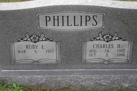 PHILLIPS, CHARLES H. - Monroe County, Arkansas | CHARLES H. PHILLIPS - Arkansas Gravestone Photos