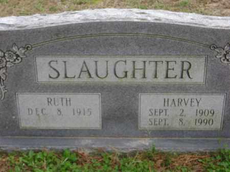 SLAUGHTER, HARVEY - Monroe County, Arkansas | HARVEY SLAUGHTER - Arkansas Gravestone Photos