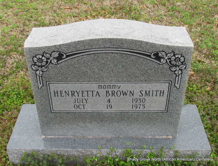SMITH, HENRYETTA - Monroe County, Arkansas | HENRYETTA SMITH - Arkansas Gravestone Photos