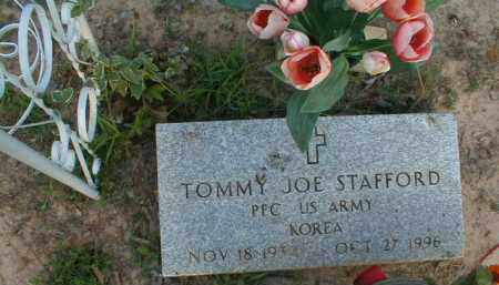 STAFFORD (VETERAN KOR), TOMMY JOE - Monroe County, Arkansas | TOMMY JOE STAFFORD (VETERAN KOR) - Arkansas Gravestone Photos