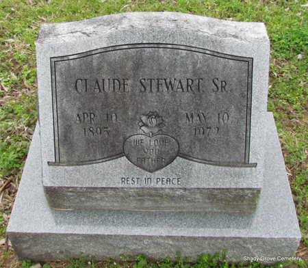 STEWART, SR., CLAUDE - Monroe County, Arkansas | CLAUDE STEWART, SR. - Arkansas Gravestone Photos