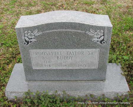 TAYLOR, SR., ROOSEVELT - Monroe County, Arkansas | ROOSEVELT TAYLOR, SR. - Arkansas Gravestone Photos