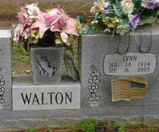 WALTON, LYNN - Monroe County, Arkansas   LYNN WALTON - Arkansas Gravestone Photos