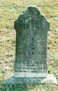 BENNETT AYERS, LUCY ANN - Montgomery County, Arkansas   LUCY ANN BENNETT AYERS - Arkansas Gravestone Photos