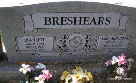 BRESHEARS, HUGH JETT - Montgomery County, Arkansas | HUGH JETT BRESHEARS - Arkansas Gravestone Photos