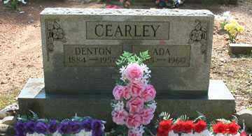 CEARLEY, ADA - Montgomery County, Arkansas | ADA CEARLEY - Arkansas Gravestone Photos