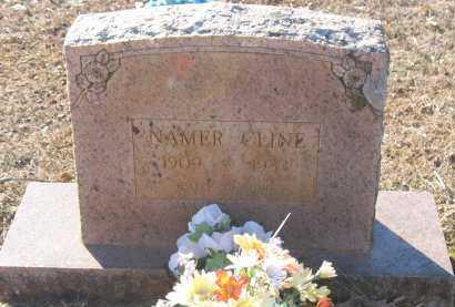 CLINE, PHURNANA RUTH 'NAMER' - Montgomery County, Arkansas | PHURNANA RUTH 'NAMER' CLINE - Arkansas Gravestone Photos