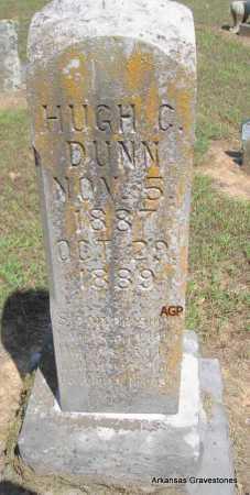 DUNN, HUGH G - Montgomery County, Arkansas   HUGH G DUNN - Arkansas Gravestone Photos