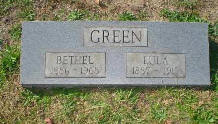 SCOTT GREEN, LULA - Montgomery County, Arkansas | LULA SCOTT GREEN - Arkansas Gravestone Photos