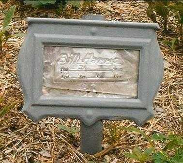 HARRIS, BILL - Montgomery County, Arkansas | BILL HARRIS - Arkansas Gravestone Photos