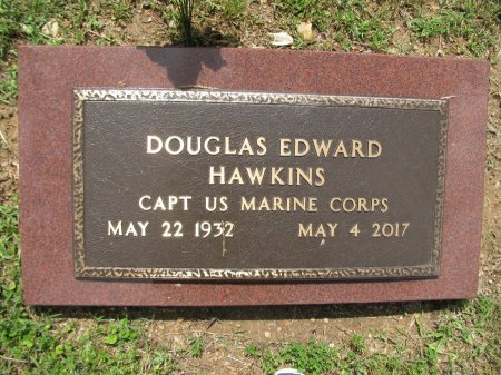 HAWKINS (VETERAN), DOUGLAS EDWARD  - Montgomery County, Arkansas   DOUGLAS EDWARD  HAWKINS (VETERAN) - Arkansas Gravestone Photos