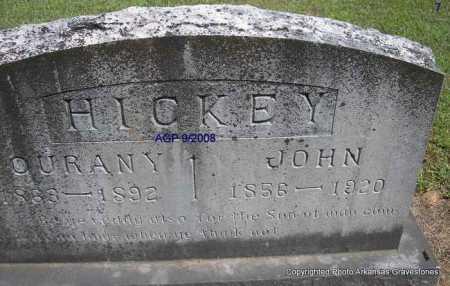 HICKEY, JOHN - Montgomery County, Arkansas   JOHN HICKEY - Arkansas Gravestone Photos