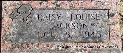 JACKSON, DAISY LOUISE - Montgomery County, Arkansas | DAISY LOUISE JACKSON - Arkansas Gravestone Photos