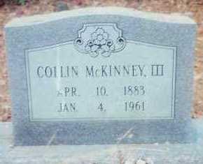 "MCKINNEY, COLLIN ""CAL"", III - Montgomery County, Arkansas   COLLIN ""CAL"", III MCKINNEY - Arkansas Gravestone Photos"