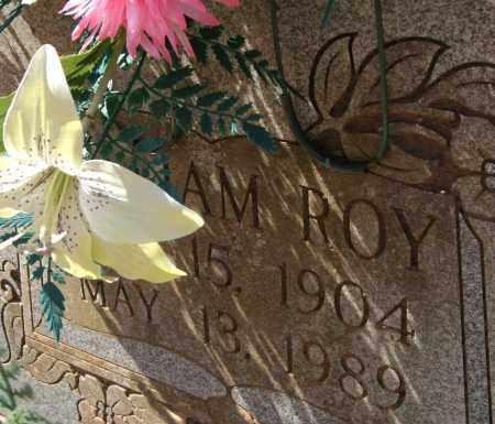 MURPHY, WILLIAM ROY (CLOSEUP) - Montgomery County, Arkansas | WILLIAM ROY (CLOSEUP) MURPHY - Arkansas Gravestone Photos