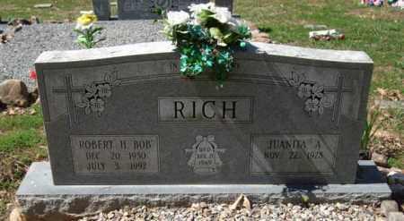 "RICH, ROBERT H  ""BOB"" - Montgomery County, Arkansas | ROBERT H  ""BOB"" RICH - Arkansas Gravestone Photos"
