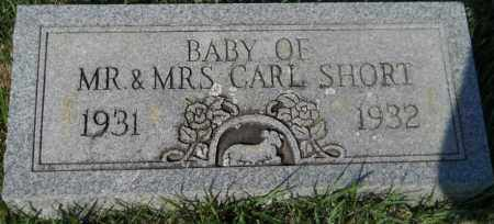 SHORT, BABY - Montgomery County, Arkansas | BABY SHORT - Arkansas Gravestone Photos