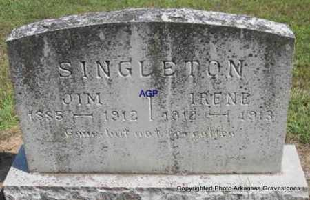 SINGLETON, JIM - Montgomery County, Arkansas | JIM SINGLETON - Arkansas Gravestone Photos