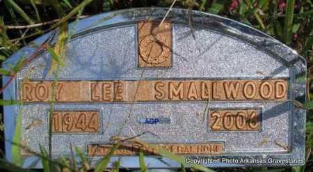 SMALLWOOD, ROY LEE - Montgomery County, Arkansas | ROY LEE SMALLWOOD - Arkansas Gravestone Photos