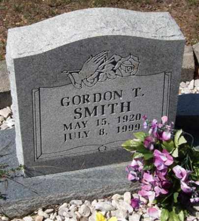 SMITH, GORDON T - Montgomery County, Arkansas | GORDON T SMITH - Arkansas Gravestone Photos