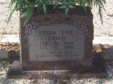 SMITH, LINDA GAIL - Montgomery County, Arkansas | LINDA GAIL SMITH - Arkansas Gravestone Photos