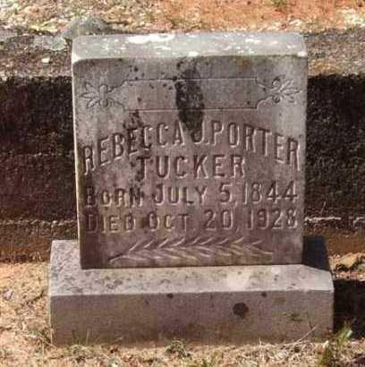 TUCKER, REBECCA J - Montgomery County, Arkansas | REBECCA J TUCKER - Arkansas Gravestone Photos
