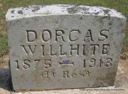 WILLHITE, DORCAS - Montgomery County, Arkansas   DORCAS WILLHITE - Arkansas Gravestone Photos