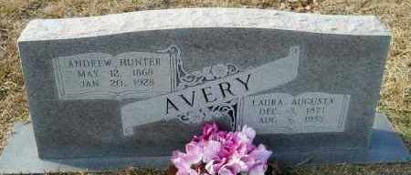 URREY AVERY, LAURA AUGUSTA - Nevada County, Arkansas | LAURA AUGUSTA URREY AVERY - Arkansas Gravestone Photos