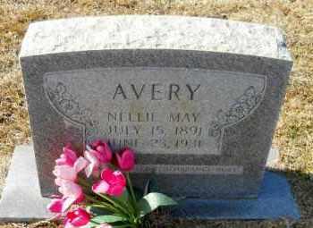 AVERY, NELLIE MAY - Nevada County, Arkansas   NELLIE MAY AVERY - Arkansas Gravestone Photos