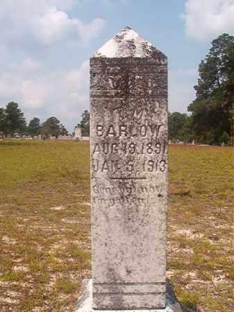 BARLOW, T M - Nevada County, Arkansas | T M BARLOW - Arkansas Gravestone Photos