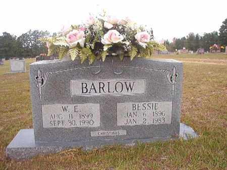 BARLOW, BESSIE - Nevada County, Arkansas | BESSIE BARLOW - Arkansas Gravestone Photos