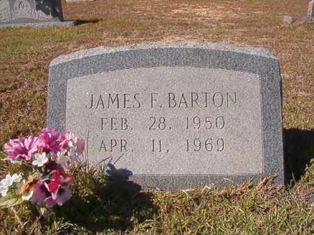BARTON, JAMES F - Nevada County, Arkansas   JAMES F BARTON - Arkansas Gravestone Photos