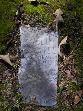 BAZZIEL, WILLIE - Nevada County, Arkansas | WILLIE BAZZIEL - Arkansas Gravestone Photos