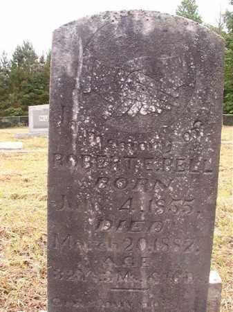BELL, ROBERT E - Nevada County, Arkansas | ROBERT E BELL - Arkansas Gravestone Photos