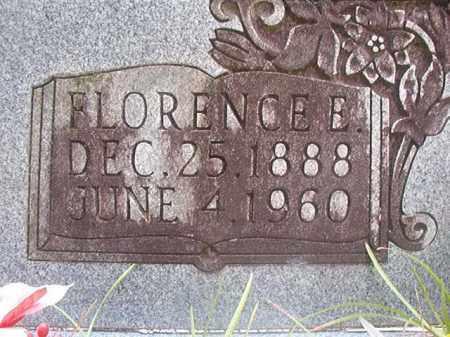 BEVER, FLORENCE E - Nevada County, Arkansas | FLORENCE E BEVER - Arkansas Gravestone Photos