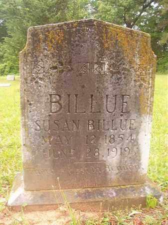 BILLUE, SUSAN - Nevada County, Arkansas | SUSAN BILLUE - Arkansas Gravestone Photos