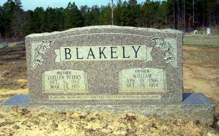 BLAKELY, WILLIAM - Nevada County, Arkansas | WILLIAM BLAKELY - Arkansas Gravestone Photos
