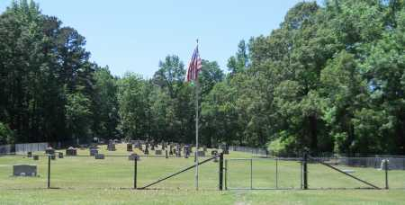 *BODCAW CEMETERY #1 OVERVIEW,  - Nevada County, Arkansas |  *BODCAW CEMETERY #1 OVERVIEW - Arkansas Gravestone Photos